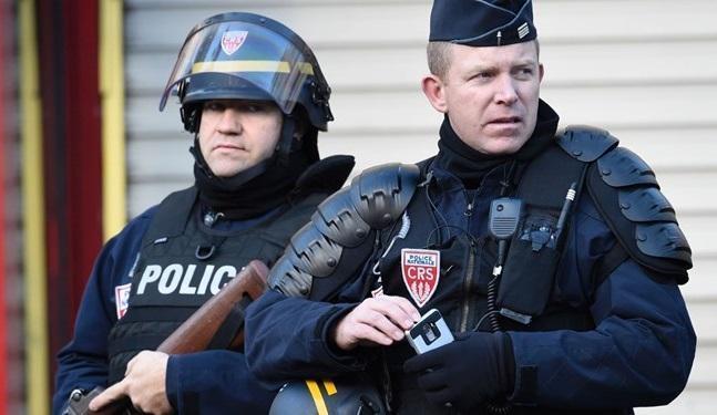 حمله با سلاح سرد در فرانسه