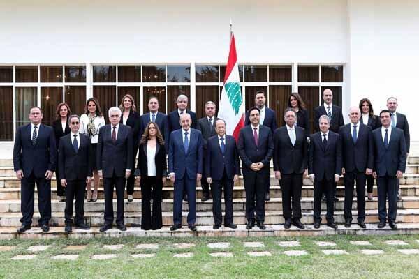 لبنان؛ دولت جدید و چالش های سخت، اولین وزیر دفاع زن جهان عرب کیست؟