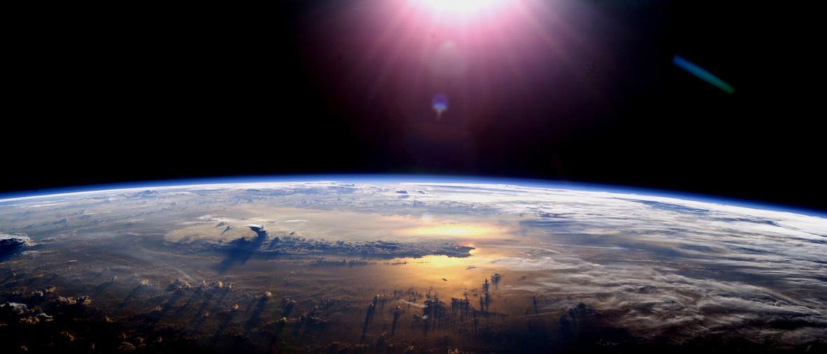 ناسا و نمایش مجموعه تصاویری دیدنی از زمین
