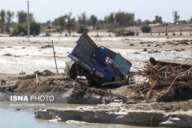 کاهش خسارات سیل با توسعه آبخیزداری