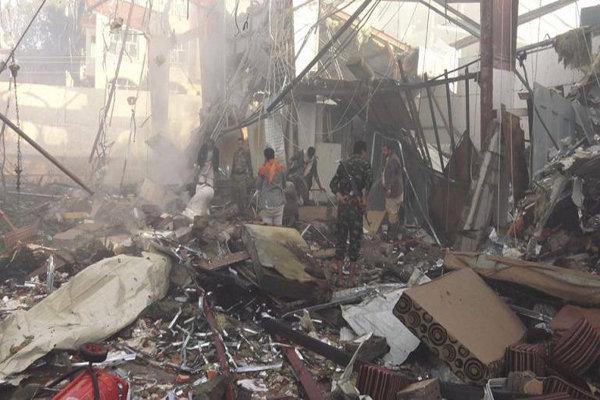 توپخانه های متجاوزان سعودی استان صعده را زیر آتش گرفتند