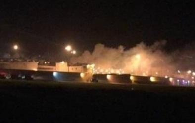 شورش در زندان باب الهوی اردن، دلیل: کرونا!