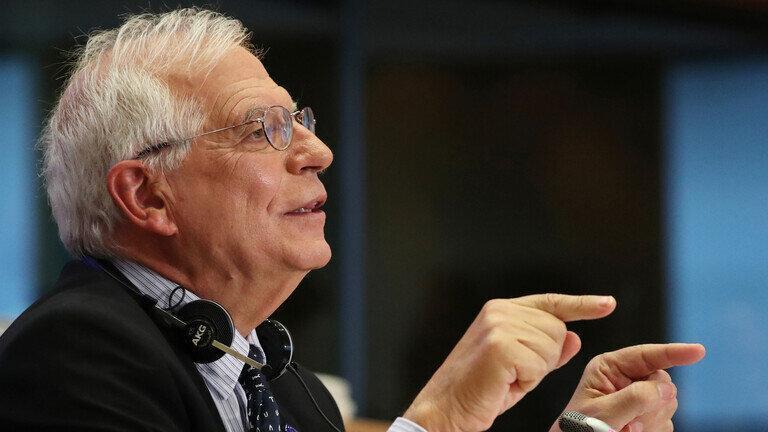 بورل از موضع اتحادیه اروپا درباره یاری صندوق بین المللی پول به ایران گفت