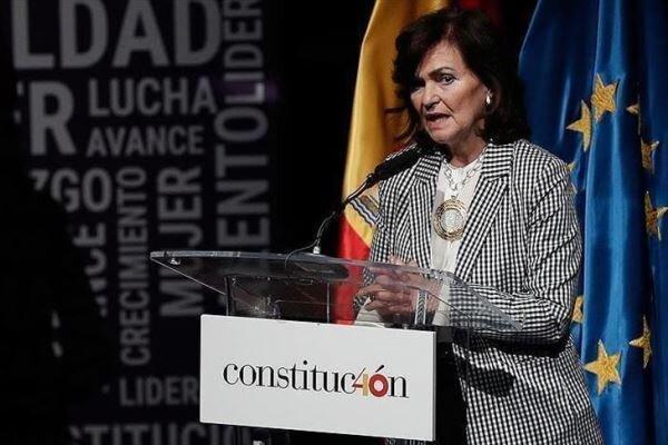 معاون نخست وزیر اسپانیا به کرونا مبتلا شد