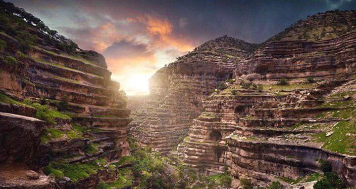 ورود گردشگران به همه مناطق تحت مدیریت محیط زیست لرستان ممنوع شد