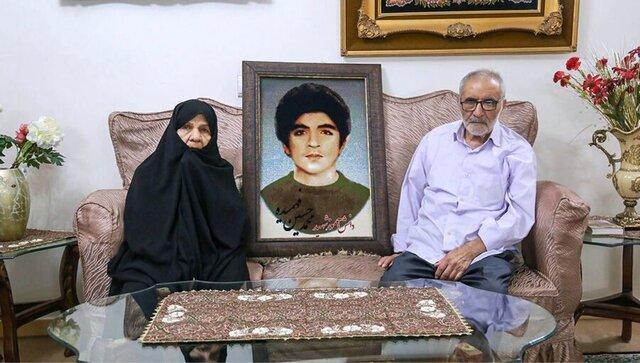 پدر شهیدان فهمیده درگذشت