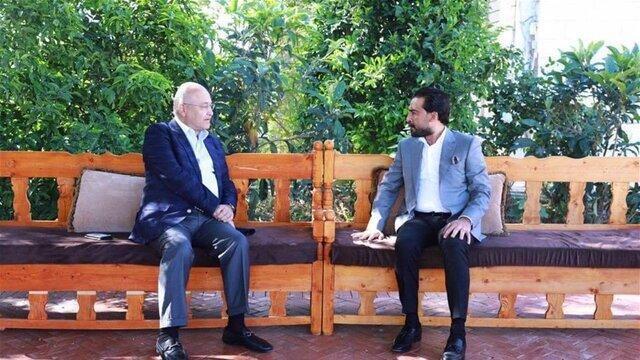 ملاقات جنجالی برهم صالح در الانبار صحت دارد؟
