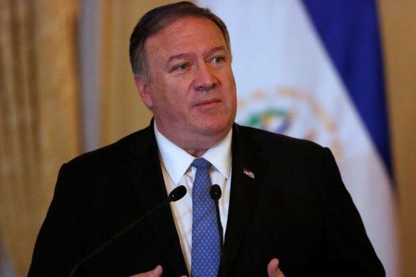 پمپئو ادعا کرد: فرانسه، انگلیس و آلمان موافق تحریم تسلیحاتی ایران هستند