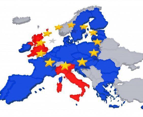 ایتالیا از اتحادیه اروپا جدا می گردد؟ ، چشم انداز پررنگ ایتالِگزیت پس از برگزیت