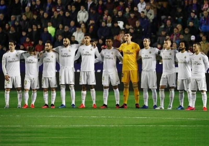 کمپ رئال مادرید احتمالا 4 می بازگشایی می گردد