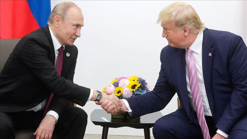 ترامپ ایده مشارکت روسیه در نشست گروه 7 را با پوتین بیان کرد، کانادا و انگلیس مخالفت کردند
