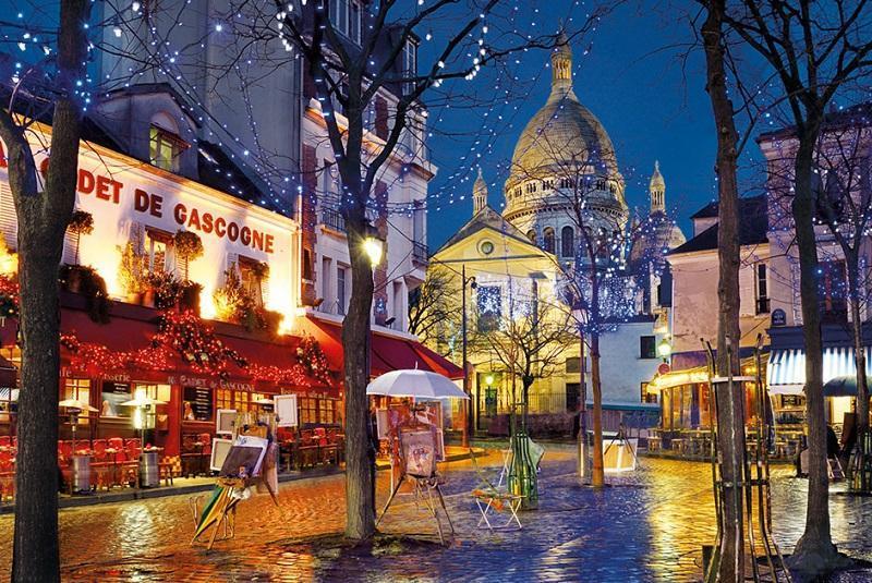 مونمارتر، تپه پر تکاپوی و مشهور پاریس!
