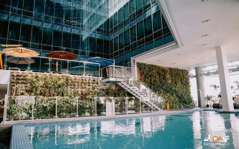 ساووی مانیل؛ هتلی چهار ستاره در منطقه پاسای فیلیپین، نهایت آرامش و راحتی را در اتاق های لوکس