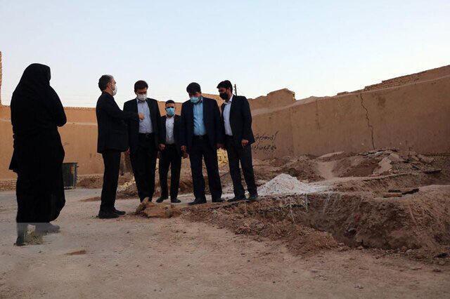 خانه شاعر قجری یزد بازسازی می گردد