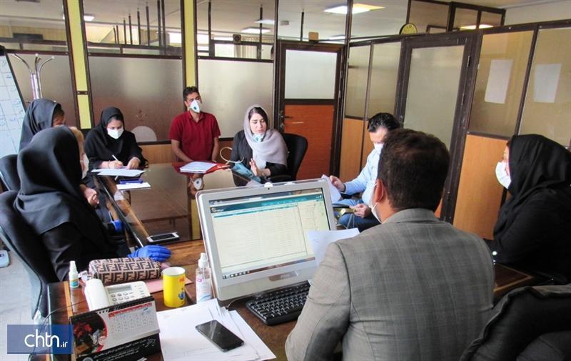 جلسه کمیسیون فنی نظارت بر دفاتر خدمات مسافرتی کردستان برگزار گردید