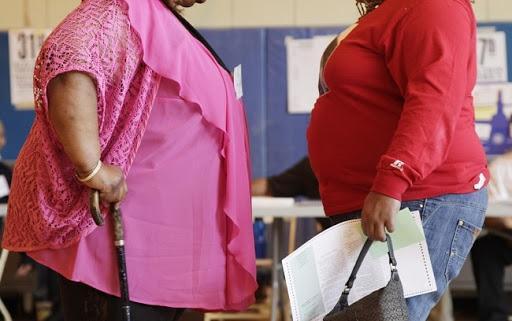 یک دلیل جالب برای چاقی زنان