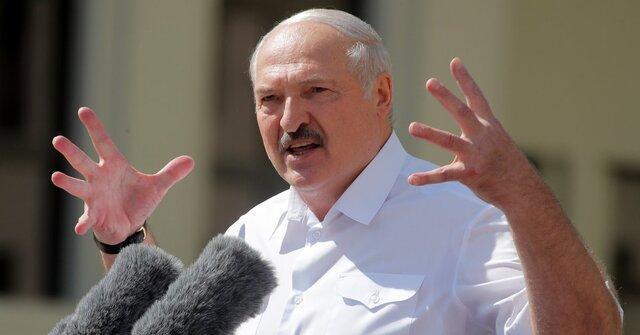 لوکاشنکو: حاضرم میان ماکرون و جلیقه زردها میانجیگری کنم