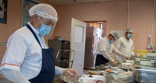 حضور بیش از 1200 دانشجو در خوابگاه های دانشجویی علوم پزشکی شیراز با رعایت پروتکل های بهداشتی