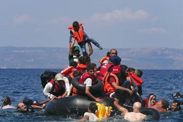 غرق شدن 11 مهاجر نزدیک سواحل لیبی