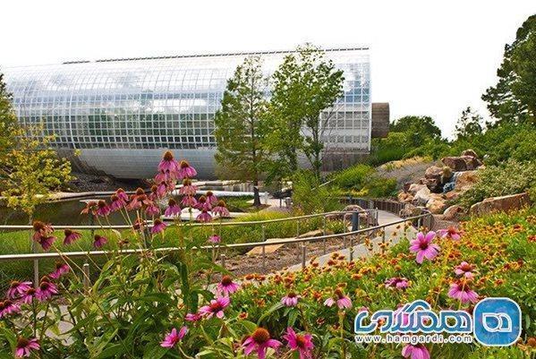 باغ های گیاه شناسی میریاد؛ دیدنی زیبا در اوکلاهاما
