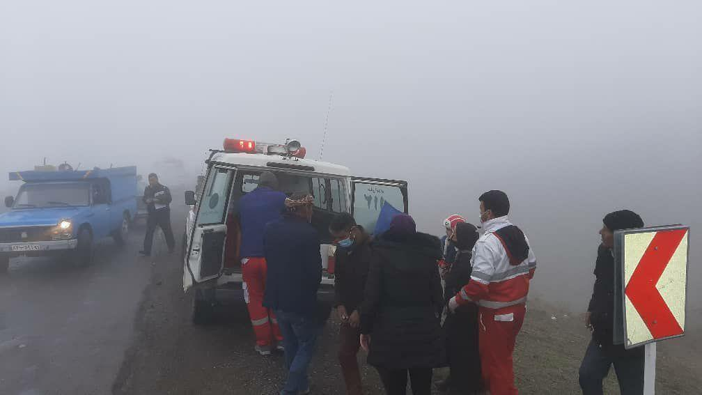خبرنگاران 64 نفر در حوادث جاده ای اردبیل مصدوم شدند