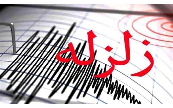 وقوع زلزله 4.8 ریشتری در گلستان