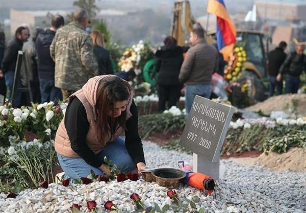 ارمنستان: 3400 نفر در جنگ قره باغ کشته شدند