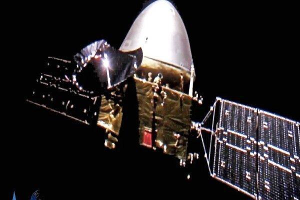 کاوشگر چینی به مدار مریخ می رسد