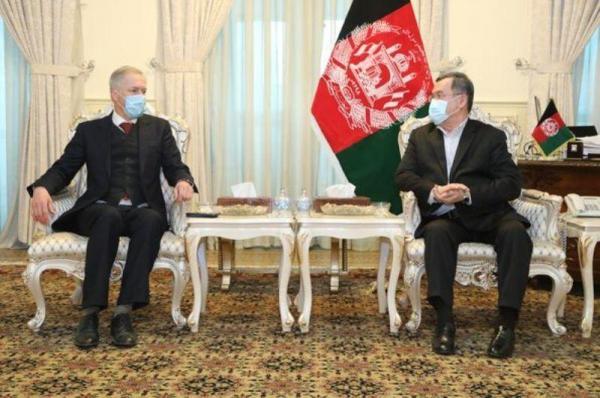 معاون رئیس جمهوری افغانستان خواستار برقراری آتش بس شد