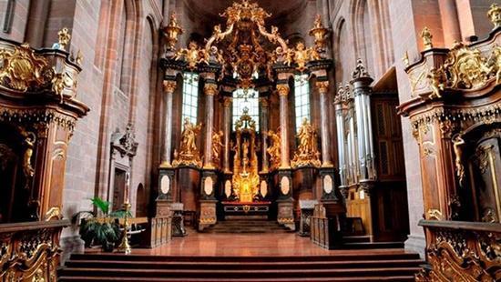 کلیساهای هزار ساله آلمان