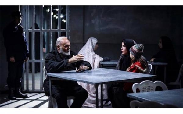 راند چهارم فیلم و حضور پرکار جمشید آریا