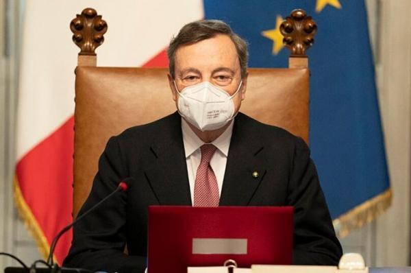 خبرنگاران پیغام همکاری نخست وزیر جدید ایتالیا به اروپا
