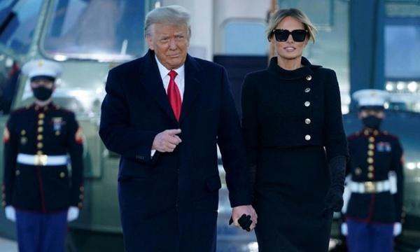 رسانه های آمریکا: ترامپ و همسرش پیش از ترک کاخ سفید واکسن کرونا زدند