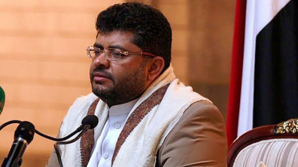 محمد علی الحوثی: توصیه ما در پیش دریافت راه صلح است