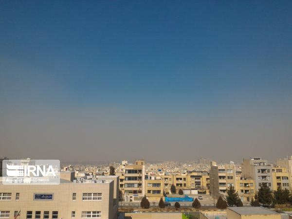 خبرنگاران هوای اصفهان در شرایط نارنجی است