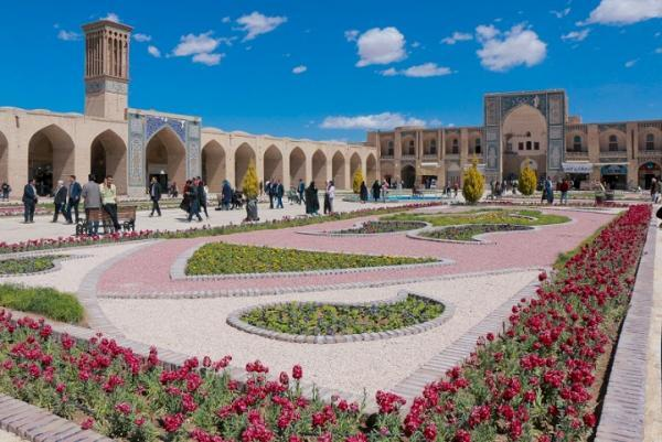گنجعلی خان طلیعه معماری و هنر اصیل ایرانی در دل کویر کرمان