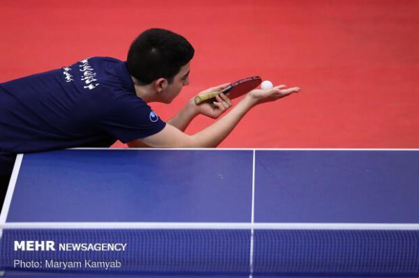 زمان برگزاری پلی آف لیگ تنیس روی میز مردان تعیین شد