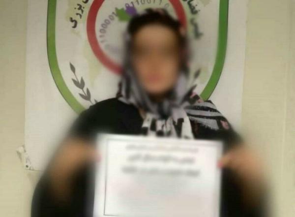 خبرنگاران زن توهین کننده به یکی از قومیت های کشور در تهران دستگیر شد