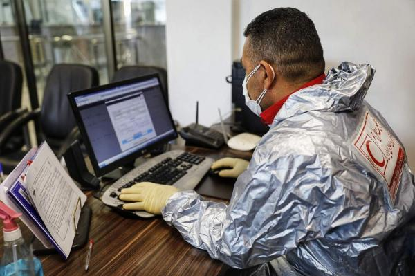 انجام 8382 مورد تست پی سی آر در مبادی مرزی رسمی کشور