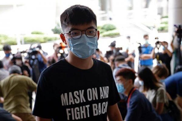 فعال هنگ کنگی گناهکار شناخته شد