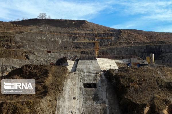 خبرنگاران استاندار گیلان : ساخت سد پلرود شتاب می گیرد