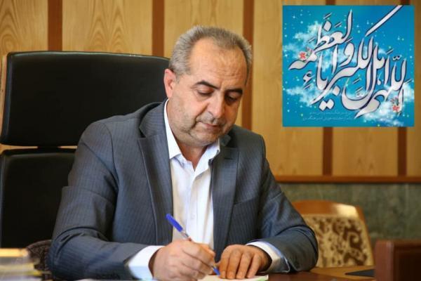خبرنگاران استاندار قم عید فطر را تبریک گفت
