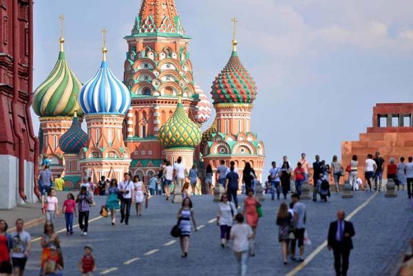 در شهر مسکو از کجا سوغاتی بخریم؟