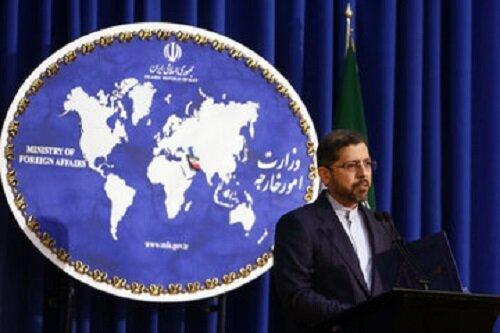 واکنش وزارت خارجه به حادثه سقوط دیپلمات سوییسی از برج کامرانیه