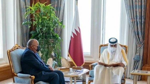 تقلای مصر برای انتها روابط تیره 4 ساله با قطر