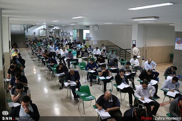 زرین آمیزی: تعداد ثبت نامی های آزمون استخدامی دانشگاه ها از 51 هزار نفر گذشت