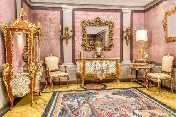بهترین ایده و نکات تزئین منزل با دکوراسیون داخلی سلطنتی