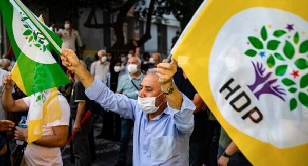 موافقت دادگاه قانون اساسی ترکیه با انحلال حزب معارض دموکراتیک خلق ها