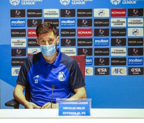 میلیچ: به خاطر اسباب کشی مصدوم شدم، باشگاه به من بی احترامی کرد