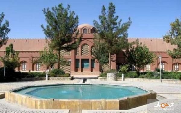 هتل سنتی ارگ گوگد گلپایگان؛از قدیمی ترین کاروانسراها و قلعه های ایرانی